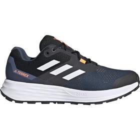 adidas TERREX Speed Flow Trail Running Shoes Men, blauw/grijs